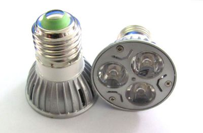 Easy Led - 3x1 Watt Mavi 220 Volt E27 Duylu Led Spot