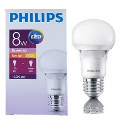 Philips - Philips Essential 8W LED Ampul