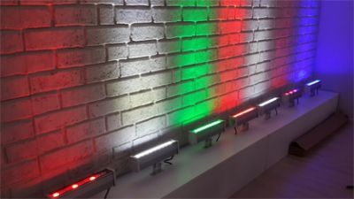 18 Watt Led Wallwasher 1 Metre