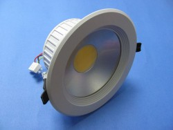 Ledavm - 30 Watt 220 Volt Downlight Armatür 20 Cm