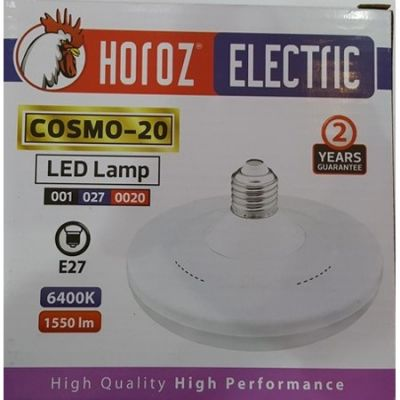 Horoz Ufo Led Ampul 20 Watt
